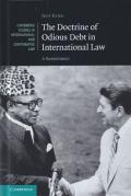 Cover of The Doctrine of Odious Debt in International Law: A Restatement