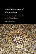 Cover of The Beginnings of Islamic Law: Late Antique Islamicate Legal Traditions