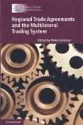 Cover of Regional Trade Agreements and the Multilateral Trading System