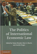 Cover of The Politics of International Economic Law