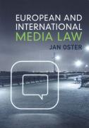 Cover of European and International Media Law