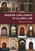 Cover of Modern Challenges to Islamic Law