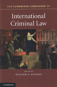 Cover of The Cambridge Companion to International Criminal Law
