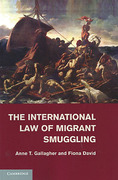 Cover of The International Law of Migrant Smuggling