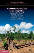 Cover of ASEAN Environmental Legal Integration: Sustainable Goals?