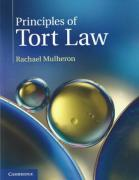 Cover of Principles of Tort Law