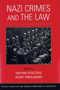 Cover of Nazi Crimes and the Law