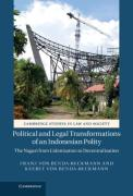 Cover of Political and Legal Transformations of an Indonesian Polity: The Nagari from Colonisation to Decentralisation