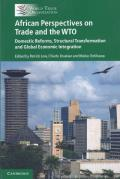 Cover of African Perspectives on Trade and the WTO: Domestic Reforms, Structural Transformation, and Global Economic Integration