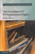 Cover of The Governance of EU Fundamental Rights