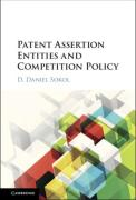 Cover of Patent Assertion Entities and Competition Policy