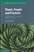 Cover of Plants, People and Practices: The Nature and History of the Upov Convention