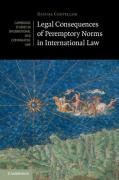 Cover of Legal Consequences of Peremptory Norms in International Law