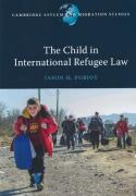 Cover of The Child in International Refugee Law