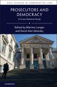 Cover of Prosecutors and Democracy: A Cross-National Study