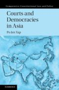 Cover of Courts and Democracies in Asia