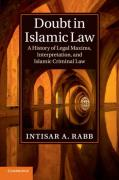 Cover of Doubt in Islamic Law: A History of Legal Maxims, Interpretation, and Islamic Criminal Law