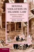Cover of Sexual Violation in Islamic Law: Substance, Evidence, and Procedure