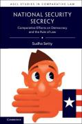 Cover of National Security Secrecy: Comparative Effects on Democracy and the Rule of Law