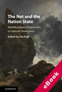 Cover of The Net and the Nation State: Multidisciplinary Perspectives on Internet Governance (eBook)