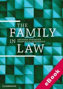 Cover of The Family in Law (eBook)