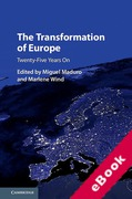 Cover of The Transformation of Europe: Twenty-Five Years on (eBook)