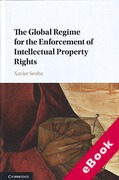 Cover of The Global Regime for the Enforcement of Intellectual Property Rights (eBook)