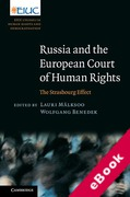 Cover of Russia and the European Court of Human Rights: The Strasbourg Effect (eBook)
