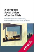 Cover of A European Social Union After the Crisis (eBook)