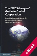 Cover of The BRICS Lawyers' Guide to Global Cooperation (eBook)