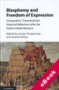 Cover of Blasphemy and Freedom of Expression: Comparative, Theoretical and Historical Reflections After the Charlie Hebdo Massacre (eBook)