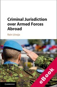Cover of Criminal Jurisdiction Over Armed Forces Abroad (eBook)