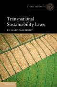 Cover of Transnational Sustainability Laws