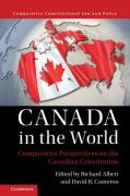 Cover of Canada in the World: Comparative Perspectives on the Canadian Constitution