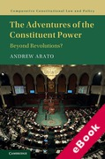 Cover of The Adventures of the Constituent Power: Beyond Revolutions? (eBook)