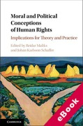 Cover of Moral and Political Conceptions of Human Rights: Implications for Theory and Practice (eBook)