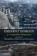 Cover of Eminent Domain: A Comparative Perspective