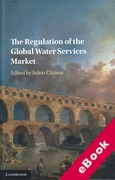 Cover of The Regulation of the Global Water Services Market (eBook)