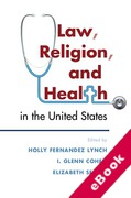 Cover of Law, Religion and Health in the United States (eBook)