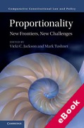 Cover of Proportionality: New Frontiers, New Challenges (eBook)