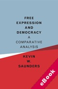 Cover of Free Expression and Democracy: A Comparative Analysis (eBook)