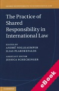 Cover of The Practice of Shared Responsibility in International Law (eBook)