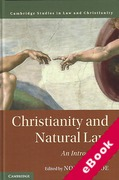 Cover of Christianity and Natural Law: An Introduction (eBook)