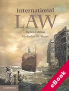 Cover of International Law (eBook)