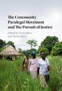 Cover of The Community Paralegal Movement and the Pursuit of Justice