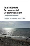 Cover of Implementing Environmental Constitutionalism: Current Global Challenges
