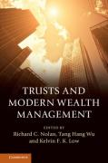 Cover of Trusts and Modern Wealth Management