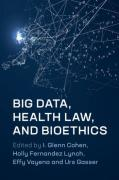 Cover of Big Data, Health Law, and Bioethics