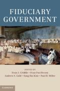 Cover of Fiduciary Government