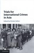 Cover of Trials for International Crimes in Asia